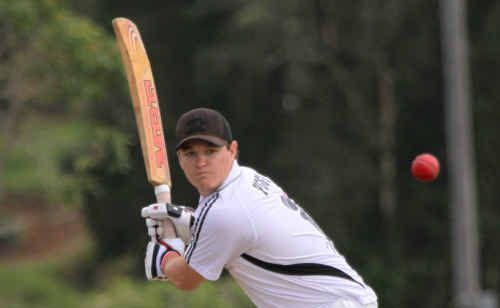 Woodford Island Warriors batsman Tom Martin and his side have been nominated as the team to beat by LCCA boss Rob Hodson.
