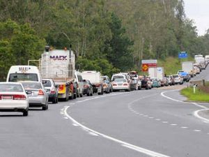 Construction to cause highway delays