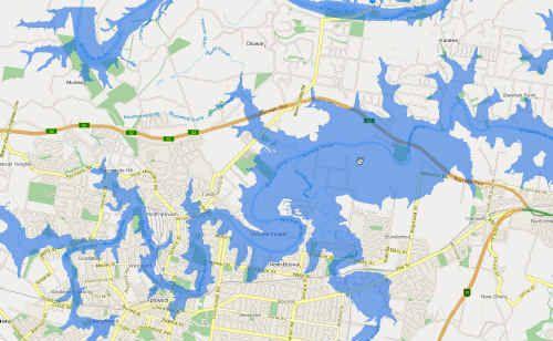 Ipswich Flood Map Flood Map Ipswich | Gadgets 2018