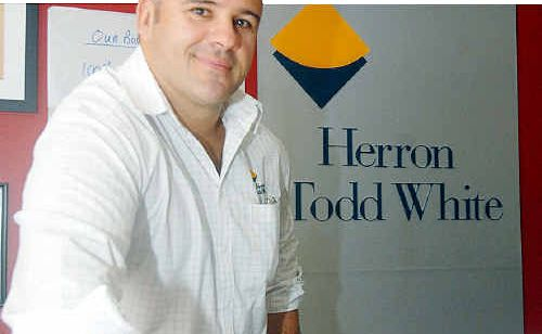 Herron Todd White Coast director Stuart Greensill said the Coast recovery was not going to be quick but it was already twinkling in the distance.