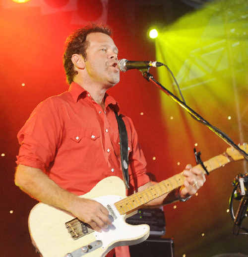 Troy Cassar Daley will be the feature act of the Ballina Coastal Music Festival.