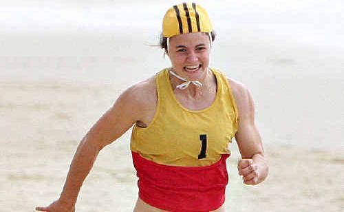 Alexandra Headland's Rachel Crothers won both the Open