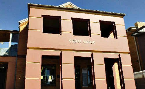 A Northern Rivers doctor appeared in Lismore court yesterday to face sex allegations against a female patient.