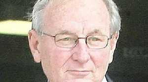 Rockhampton lawyer Doug Winning