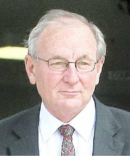 Rockhampton solicitor Doug Winning