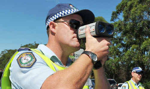 The NRMA and Police Association want traffic fine revenue to fund more highway police.