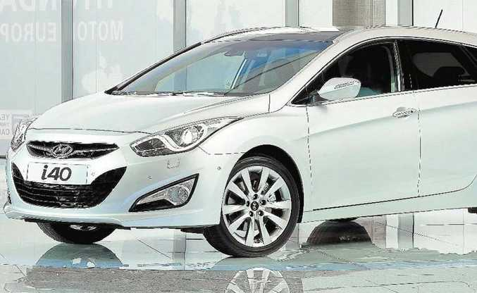 """With the i40, Hyundai sets out to make premium quality accessible to everyone, in line with its """"modern premium"""" philosophy."""