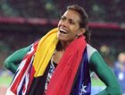 Former Mackay runner Cathy Freeman.