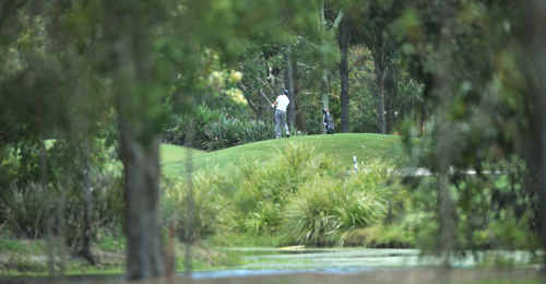Will the Horton Park Golf Club decide to move to Twin Waters or build a new course when members vote tomorrow?