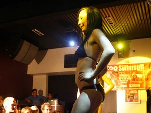 Zoo Swimsuit Model Competition Round Four