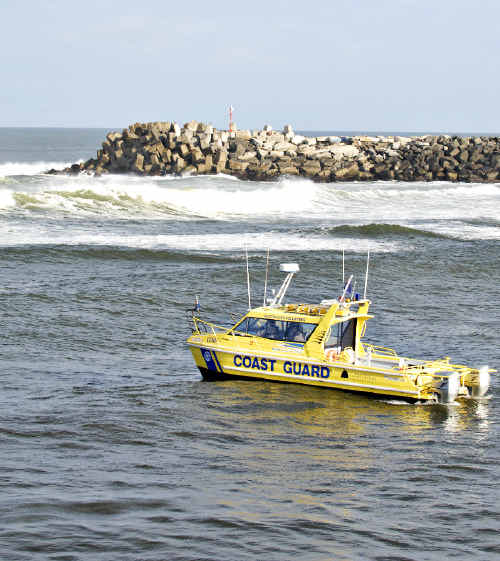 Marine Rescue Ballina has welcomed the NSW Nationals' plans to investigate dredging of the Richmond River bar.