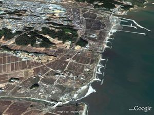 6.8-magnitude earthquake hits Pacific near Fukushima plant