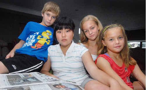 Exchange student's family safe | Mackay Daily Mercury
