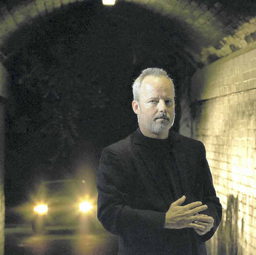 Michael Robotham is a best-selling crime writer presenting sessions in April.