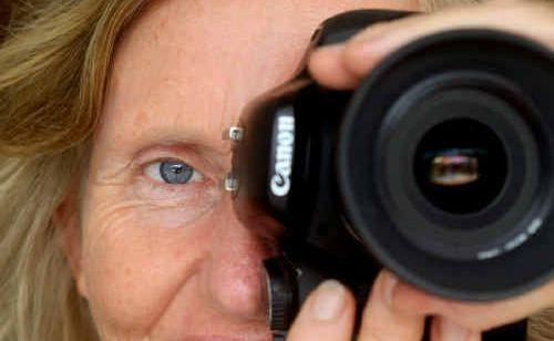 Photographer Kathy Booth