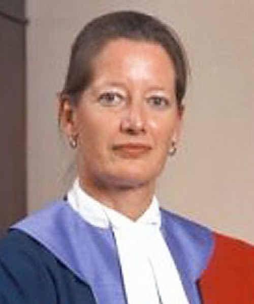 Judge Sarah Bradley.