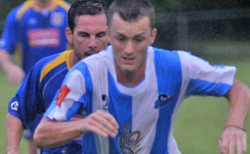 Maroochydore were full of running despite a heavy pitch at Tewantin.
