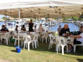 Bribie Island  Marina Boulevard Banksia Beach Queensland