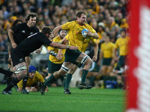 Elsom axed as Wallabies' captain