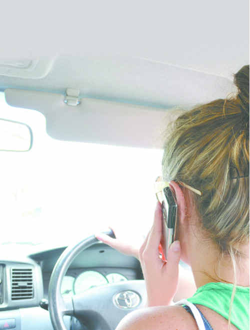 Checking a mobile phone while driving is a crime many of us are guilty of but the next time you reach for the phone, ask yourself first, is it worth your life?