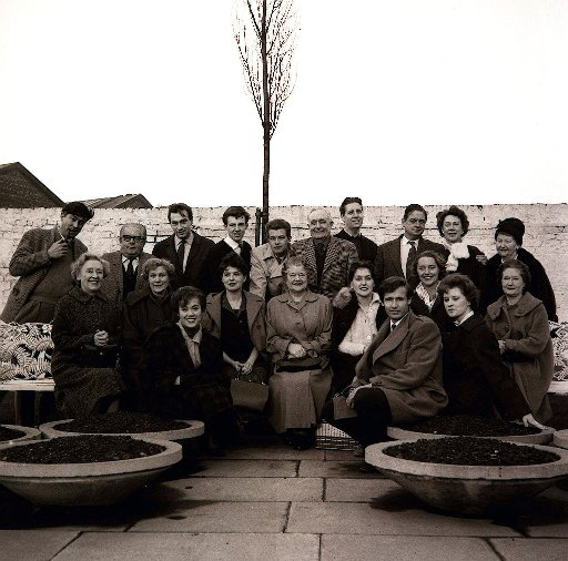 Coronation Street- First cast photo- 1960.