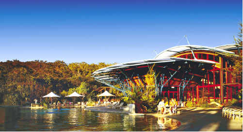 From May, Kingfisher Bay Resort will be known as Mercure Kingfisher Bay Resort Fraser Island.