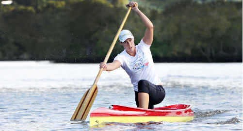 Coral Darbishire is heading to the world canoeing championships in Hungary later this year.