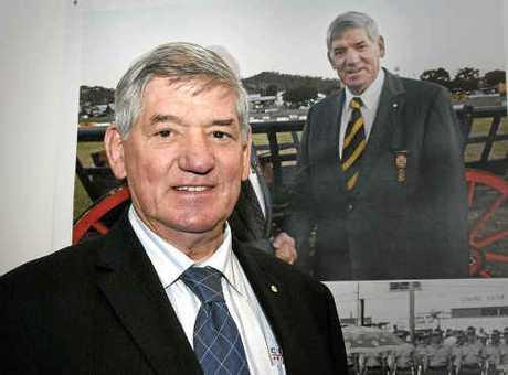 Queensland's first Origin coach, John McDonald.