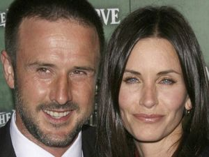 Cox proud of 'cute' David Arquette