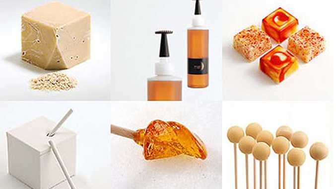 The innovators over at design firm Studio Innova have combined their own knockout design mastery with premium Canadian maple syrup and the savvy of select respected Canadian artists, from glass blowers to patissiers.