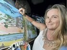 Artist Maxine Stibbe draws upon nature for her art, and has entered the Sunshine Coast Art Prize.