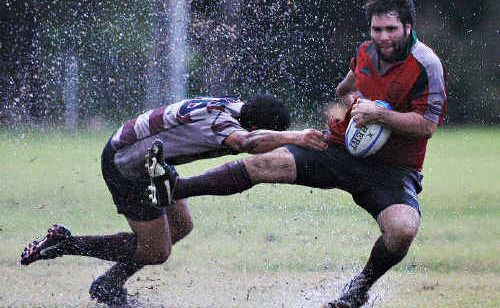 Coolangatta Tweed Barbarians club captain David Jacobs, pictured playing for the club last year, wants the Baa Baas to return to former glory.