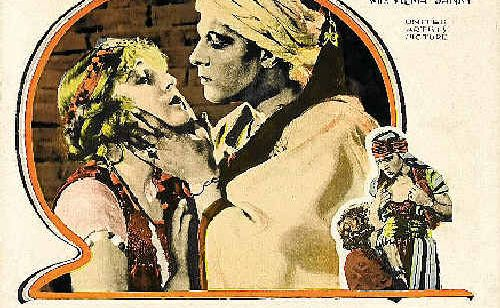 The Majestic has been screening the 1926 silent film The Son of the Sheik since 1987.