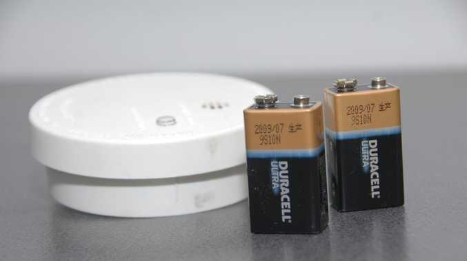 Don't be a fool - check the health of your smoke alarm's batteries.