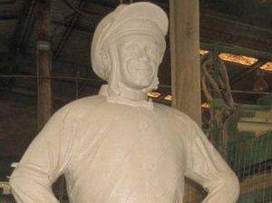 Katsidis statue to be unveiled