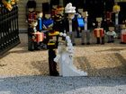 LEGOLAND create mini royal wedding