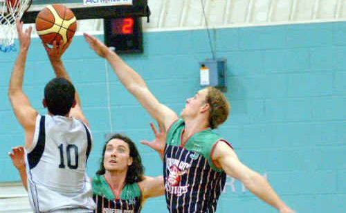 Grafton Vikings players are keen to get back on the court for tomorrow's away game against Port Macquarie.