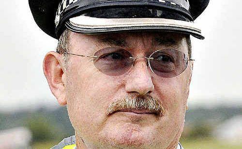 Inspector Lyle Mitchell.