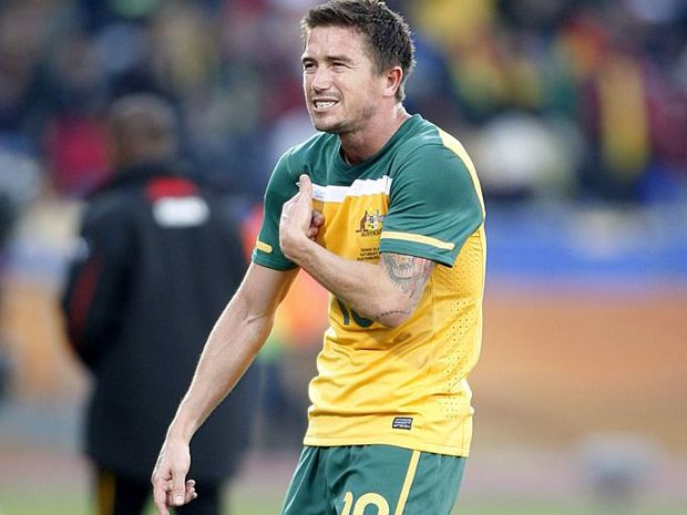 Harry Kewell has been left out of recent Socceroos teams.