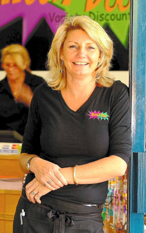 Jacinta Ray has opened another Woopi Doo Variety Discounts store, this time in Gunnedah.