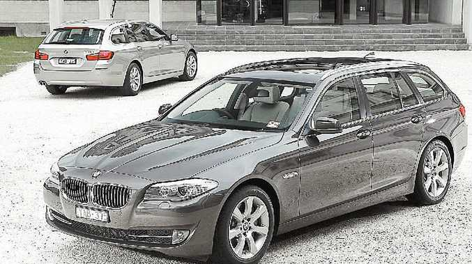 The BMW 335i has instilled new life ito the wagon genre.