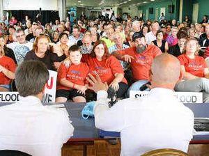Flood victims slam insurers