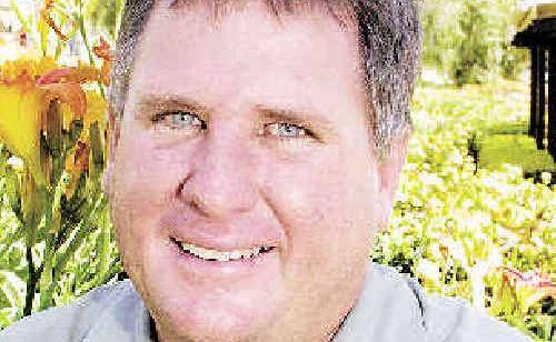 The Morning Bulletin's gardening expert Neil Fisher