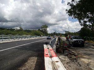 Dustry Rhodes Bridge opens