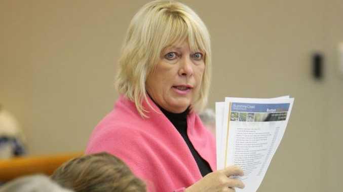 Affordable Housing Taskforce chair Councillor Anna Grosskreutz.