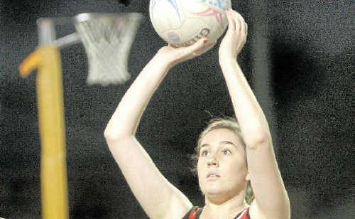 Jacinta James starred for Colts in their 18-point win over RGS Magic on Wednesday night.