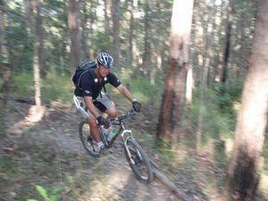 A Coast mountain biker's big plans