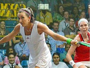 Yamba girl takes Aussies into World team semi finals