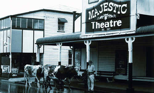The Majestic Theatre has been an important part of the Pomona streetscape for 90 years.