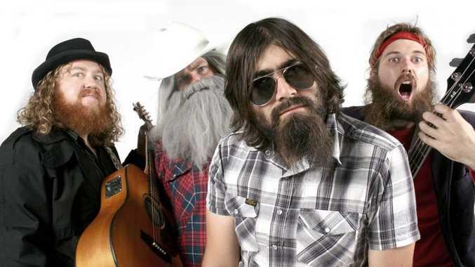 The Beards will be performing at Joe's Waterhole, Eumundi on Saturday, April 9, 2011.